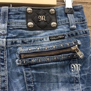 Miss Me Jeans Size Chart